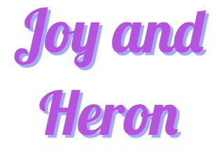 Joy and Heron