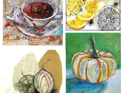 Food & Drink Art Inspiration