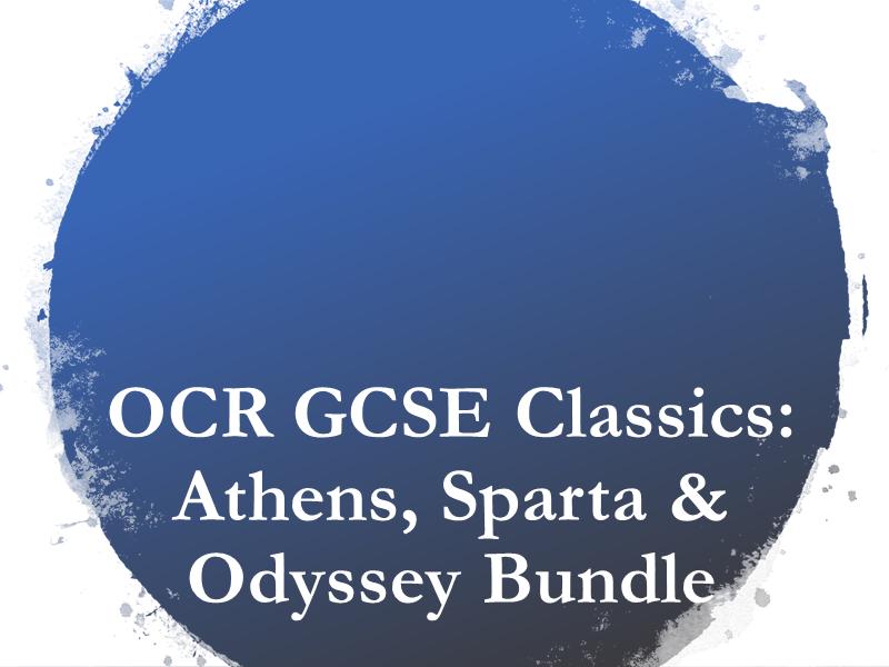 OCR GCSE Classics