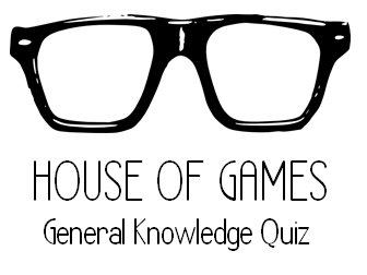 'House of Games' General Knowledge Quiz