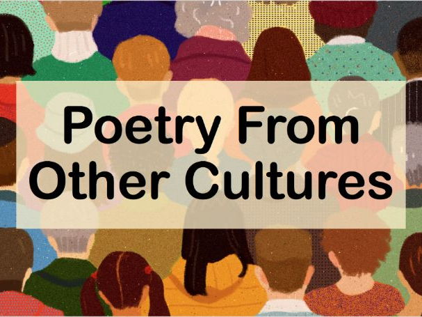 Poetry & Cultural Identity (Lesson 1 ) - Writing Poems