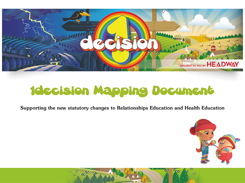PSHE New statutory framework curriculum mapping document