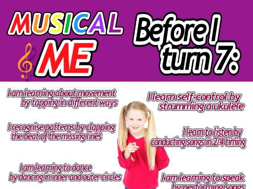 Musical ME under SEVEN