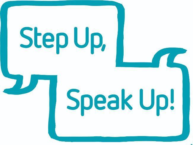 Step Up, Speak Up! Teaching Toolkit