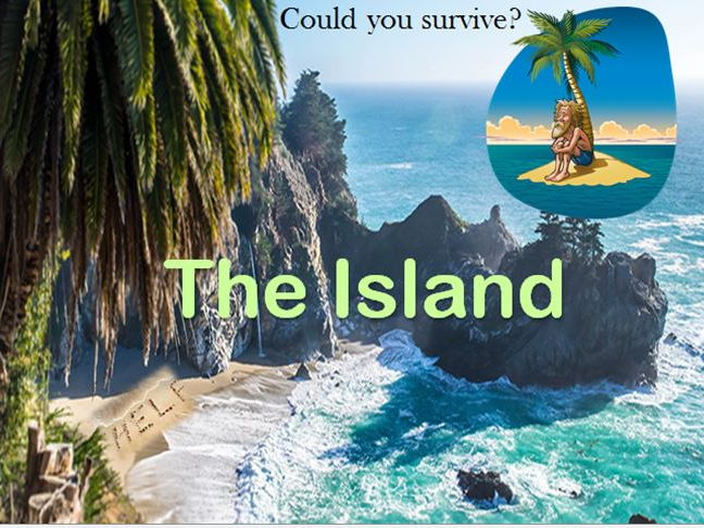 The Island Survival Writing Lesson