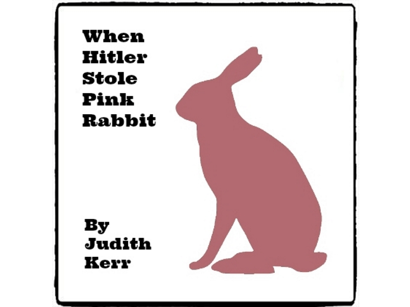when hitler stole pink rabbit personal When hitler stole pink rabbit previous | next gianni de conno, illustrator paola  personal work profile of a women with floral shirt daniel chang.