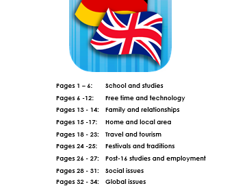 AQA GCSE German translation (Into English) practice booklet (for the new specification).