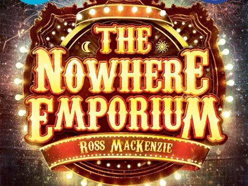 Nowhere Emporium Comprehension Prologue KS2