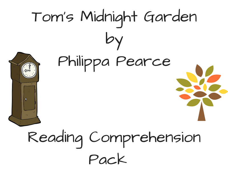 Tom's Midnight Garden - Reading Comprehension