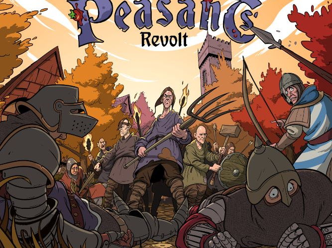 Peasants Revolt 1381