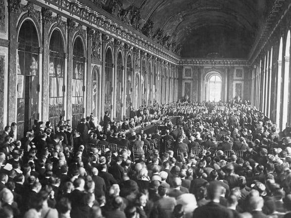 AQA 1L: Unit 3 Lesson 10 – Treaty of Versailles