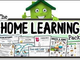 Home Learning Bundle-MASSIVE!