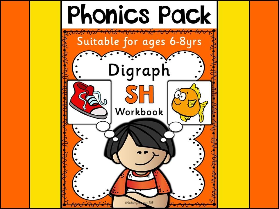 Phonics Digraph SH