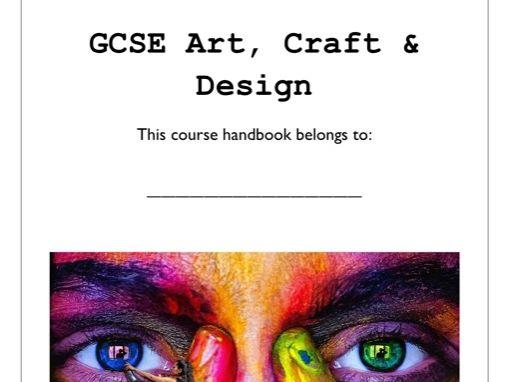 GCSE Art - Course Guide