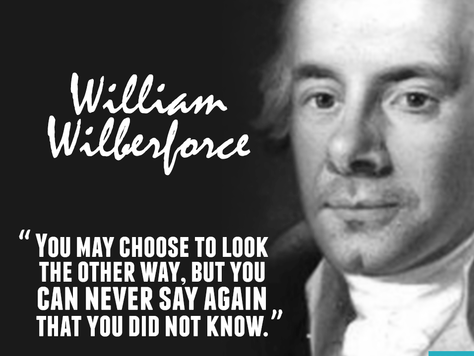 William Wilberforce and Slave Trade