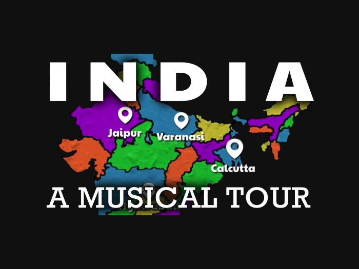 India Geography Video: A Song for India