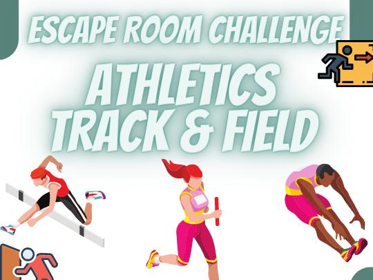 Athletics Escape Room