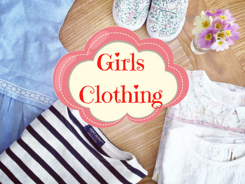 Clothing Unit, Girls Clothes Flashcards, Pecs