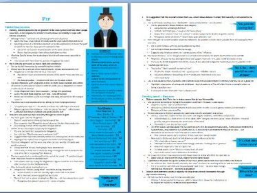 Pip Grade 9 Study Guide (Great Expectations)