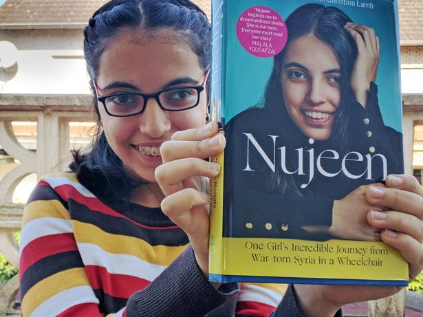 Nujeen mystery - Why did Nujeen want to travel to Germany?