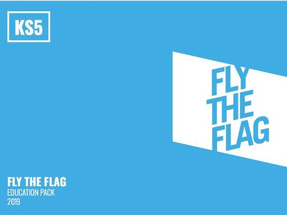 Fly The Flag Education Pack (16+ yrs)