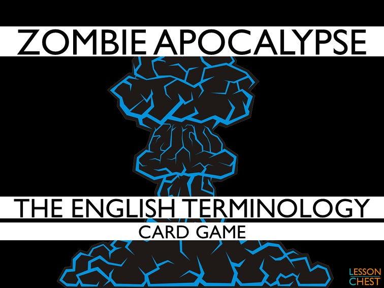 English Terminology Revision