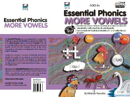 Essential Phonics: More Vowels - For Ages: 8+ years