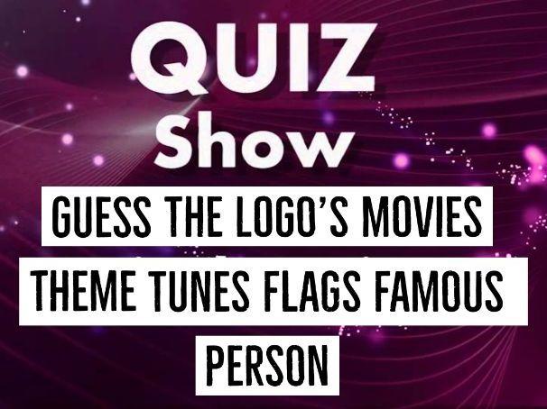Quiz 8 Rounds