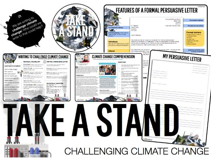 Free Climate Change resource pack