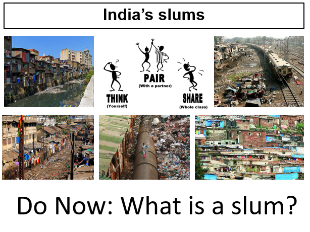 Dharavi Slum Growth