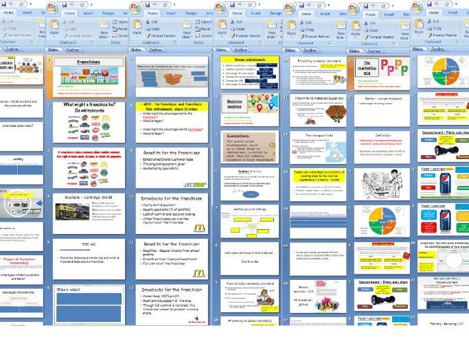 Edexcel GCSE Business (9-1) new spec - Theme 1 - 1.4 Making the business effective