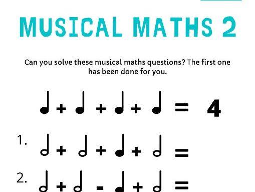 Musical Maths!