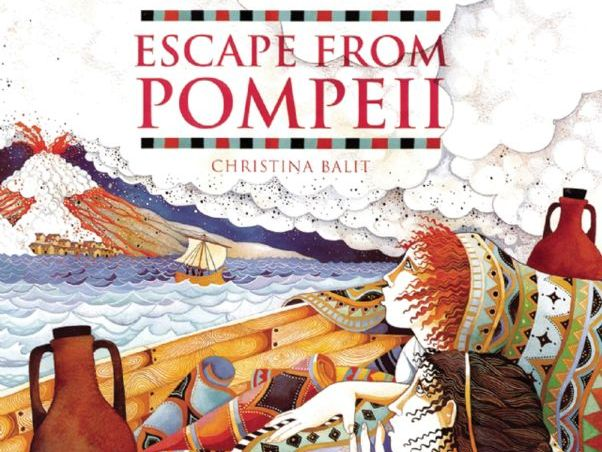 Romans: Escape From Pompeii English Planning LKS2