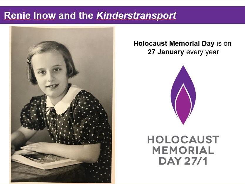 Holocaust Memorial Day Lesson Plan KS2