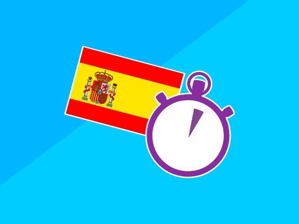 3 Minute Spanish - Lessons 19-26