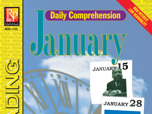 January: Daily Comprehension