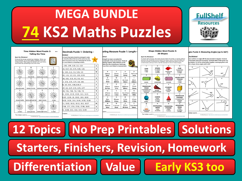 Maths KS2