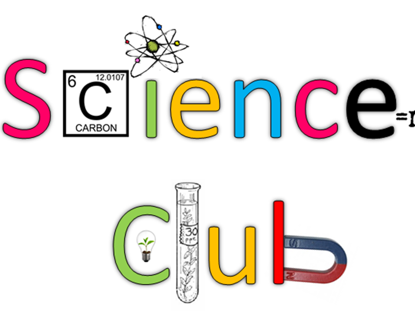 Science Club Plan
