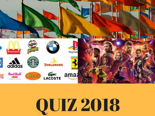 Quiz 2018