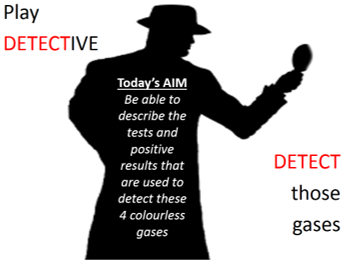 Detecting gases