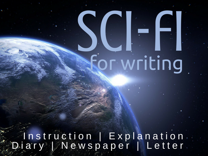 Sci-fi for writing