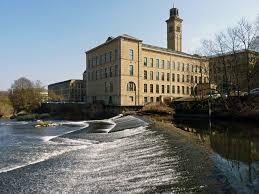 Industrial Mills : Visual response to Hockney