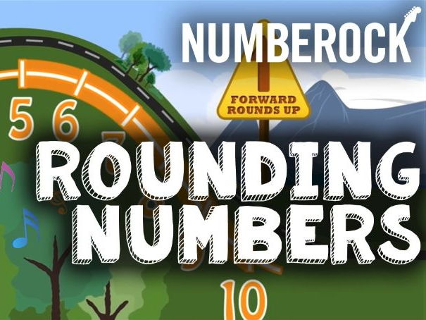 Rounding Numbers to the Nearest 10 and 100: KS1 Song
