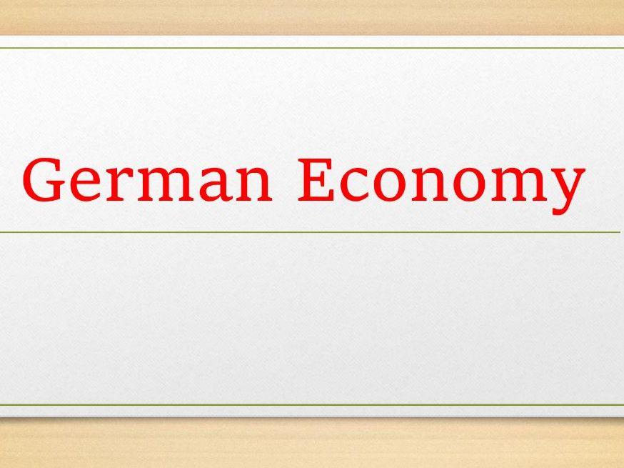 German History 1871 - 1929