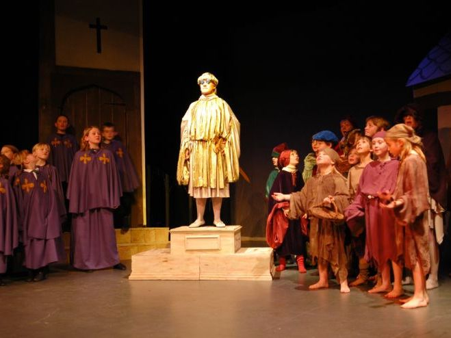 The Happy Prince (Musical Play for Primary Schools)