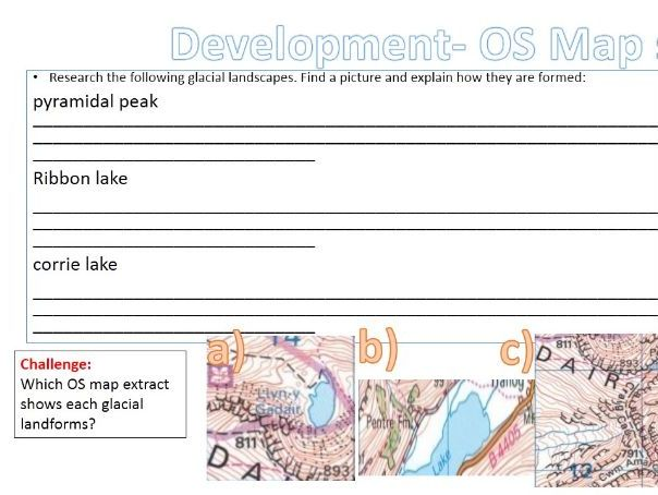2017-2018 Year 11 OCR B Revision 33) Upland and Lowland FREE Revision WITH ANSWERS