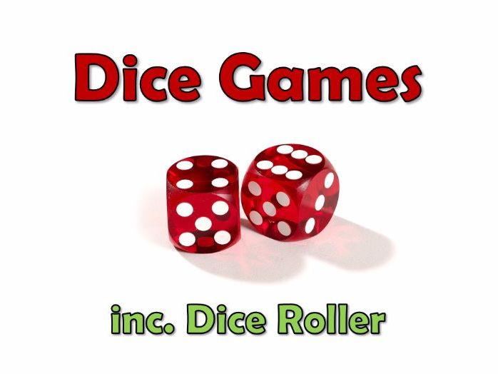 3 dice games