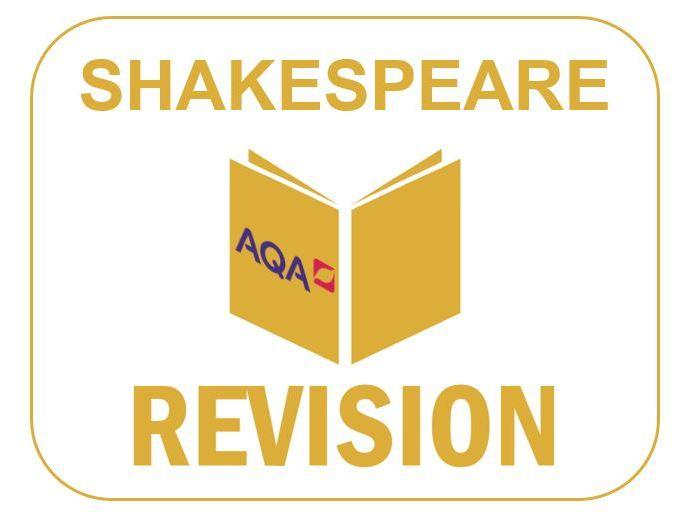 Macbeth - Revision Booklet