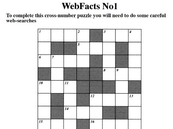 WebFacts No1