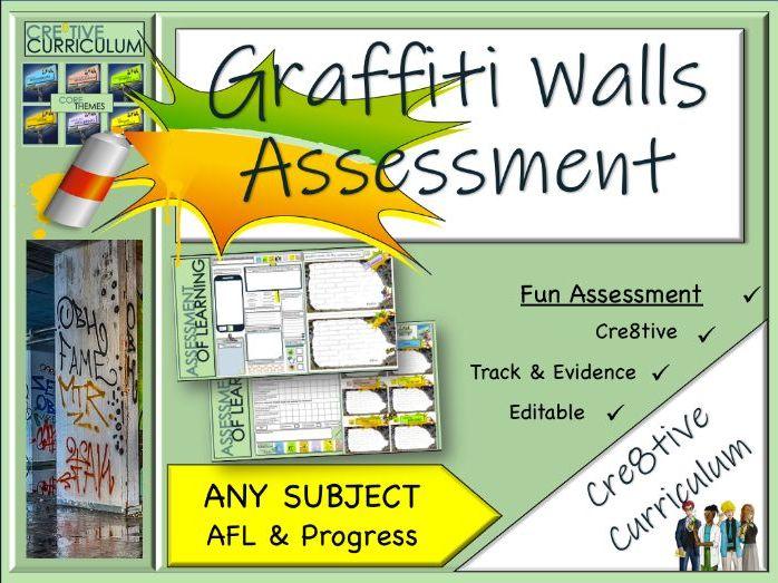 Assessment - Graffiti Walls